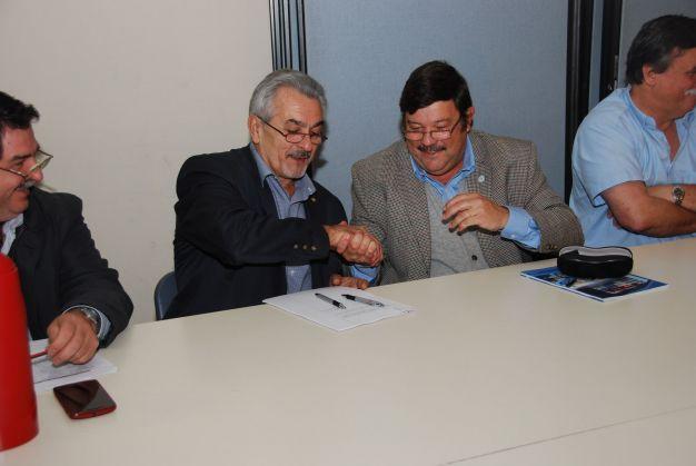 INTA y CRA firmaron un convenio de formación en economía agropecuaria